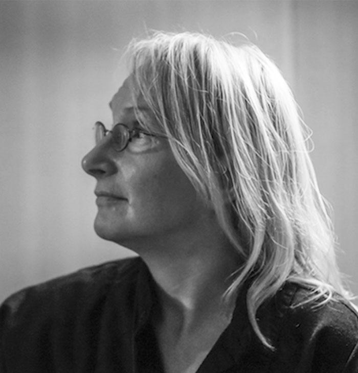 Schriftstellerin Sabine Raczkowski