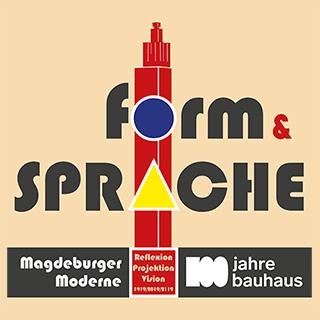 Logo Veranstaltung Form & Sprache