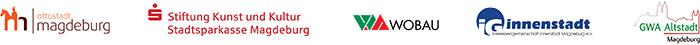 Logoreihe der Förderer und Sponsoren